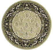Link to 4' 10 x 4' 10 Classic Aubusson Round Rug