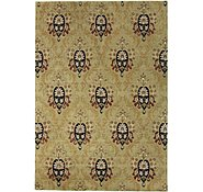 Link to 11' 5 x 16' 2 Floral Agra Rug