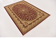 Link to 5' x 7' 7 Isfahan Design Rug