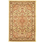 Link to 5' x 7' 7 Kashan Design Rug