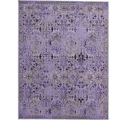 Link to 7' 10 x 10' 10 Tabriz Over-Dyed Rug
