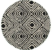 Link to 6' 3 x 6' 3 Reproduction Gabbeh Round Rug