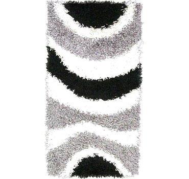 71x140 Multi Tone Shag Rug