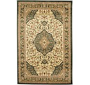 Link to 5' x 7' 7 Kashan Design Rug