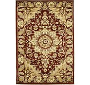 Link to 3' 7 x 5' 3 Mashad Design Rug