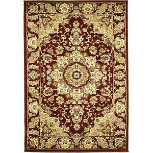 110cm x 160cm Mashad Design Rug