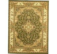 Link to 9' 10 x 13' Tabriz Design Rug