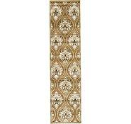 Link to 3' 3 x 13' Meshkabad Design Runner Rug