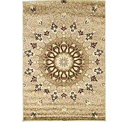 Link to 5' x 7' 3 Isfahan Design Rug