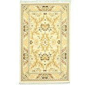 Link to 5' x 8' Meshkabad Design Rug