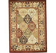 Link to 4' x 5' 7 Tabriz Design Rug