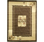 Link to 7' 9 x 10' 6 Classic Aubusson Rug