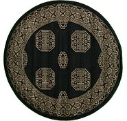 Link to 6' x 6' Bokhara Round Rug