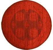 Link to 8' x 8' Bokhara Round Rug