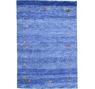 Link to 4' 1 x 6' 1 Indo Gabbeh Rug