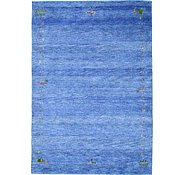 Link to 5' 7 x 7' 10 Indo Gabbeh Rug