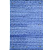 Link to 6' 7 x 9' 10 Indo Gabbeh Rug
