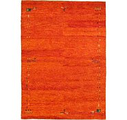 Link to 4' 7 x 6' 7 Indo Gabbeh Rug