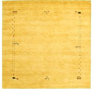 Link to 8' 2 x 8' 2 Indo Gabbeh Square Rug