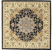 Link to 9' 9 x 9' 9 Kashmar Square Rug