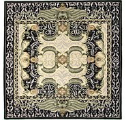 Link to 12' 2 x 12' 2 Classic Aubusson Square Rug