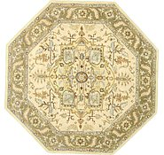 Link to 8' 2 x 8' 2 Geometric Agra Octagon Rug