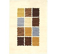 Link to 7' 4 x 10' Reproduction Gabbeh Rug
