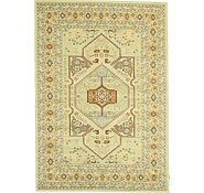 Link to 7' x 10' Heriz Design Rug