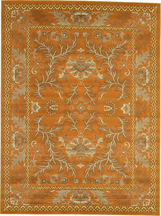 Terracotta Area Rugs Home Decor