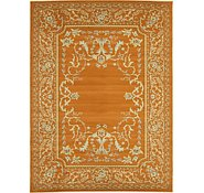 Link to 9' 10 x 13' Kerman Design Rug
