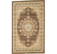 Link to 5' x 8' Kashan Design Rug