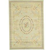 Link to 7' x 10' Mashad Design Rug