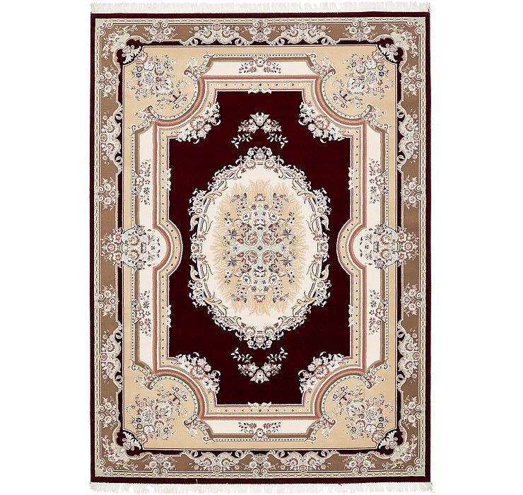 8' 2 x 11' 6 Tabriz Design Rug