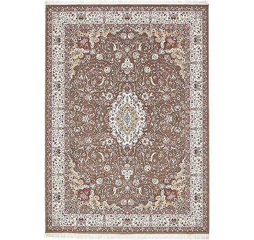 249x351 Isfahan Design Rug