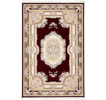 201x300 Tabriz Design Rug