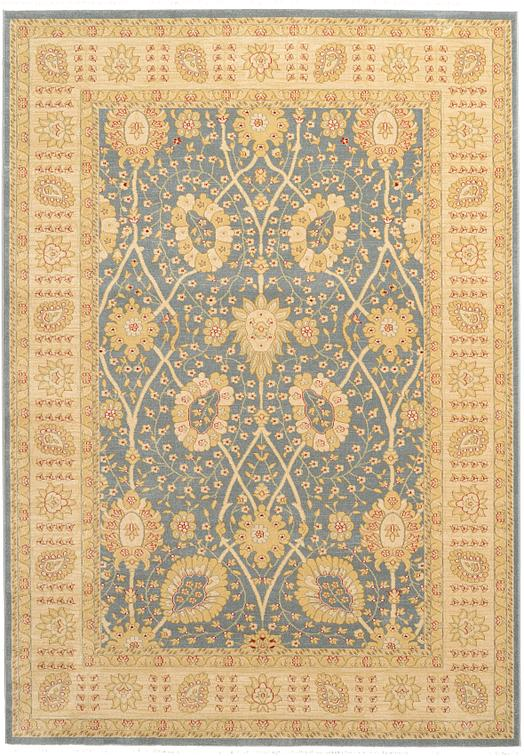 Light Blue 7 X 10 Kensington Rug Area Rugs Esalerugs