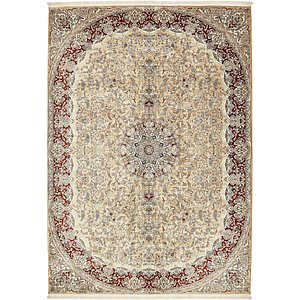 Link to 350cm x 500cm Nain Rug page