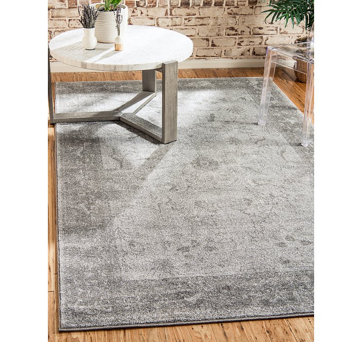 Light Gray Miranda Rug