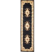 Link to 2' 7 x 10' 2 Classic Aubusson Runner Rug