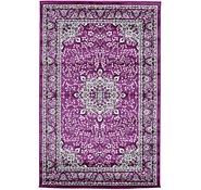 Link to 5' 3 x 8' 2 Isfahan Design Rug
