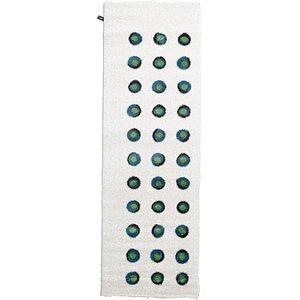 Unique Loom 3' 3 x 9' 10 Abstract Shag Runner Rug