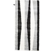 Link to 3' 3 x 6' 7 Abstract Shag Rug