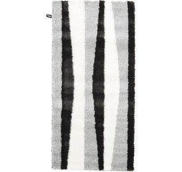 99x201 Abstract Shag Rug