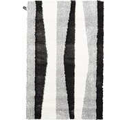 Link to 4' x 6' Abstract Shag Rug