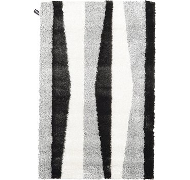 119x180 Abstract Shag Rug