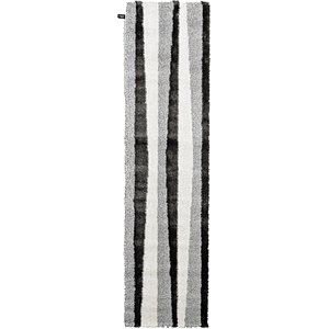 Link to 2' 7 x 9' 10 Abstract Shag Runner Rug page