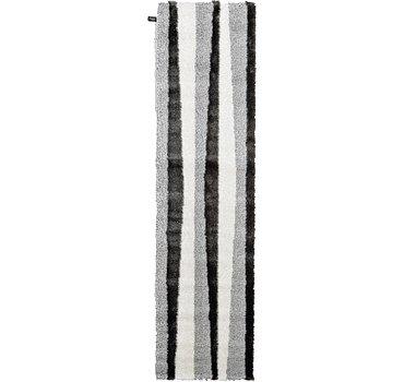 79x300 Abstract Shag Rug