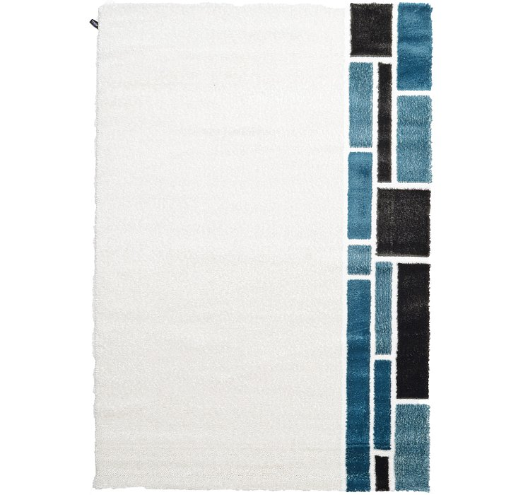 200cm x 290cm Abstract Shag Rug