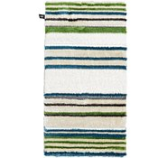 Link to 2' 7 x 5' Abstract Shag Rug