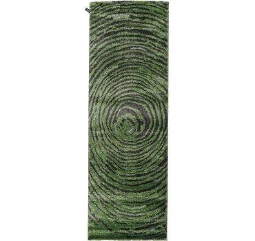 99x300 Abstract Shag Rug